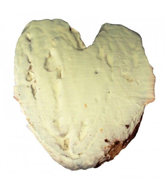 Palmera de hojaldre gigante chocolate blanco